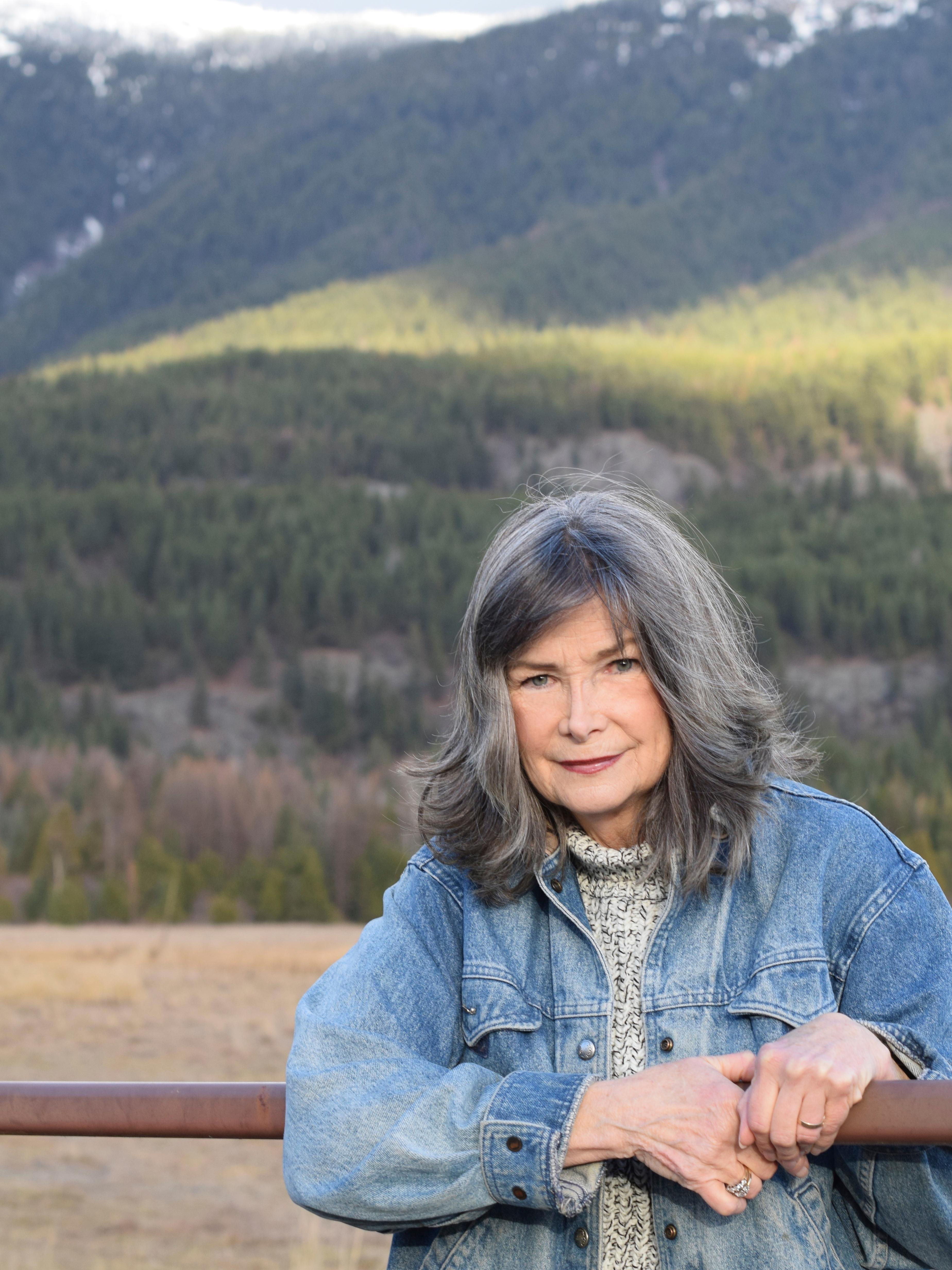 "Delia Owens, author of ""Where the Crawdads Sing"" (Image: Dawn Marie Tucker)"