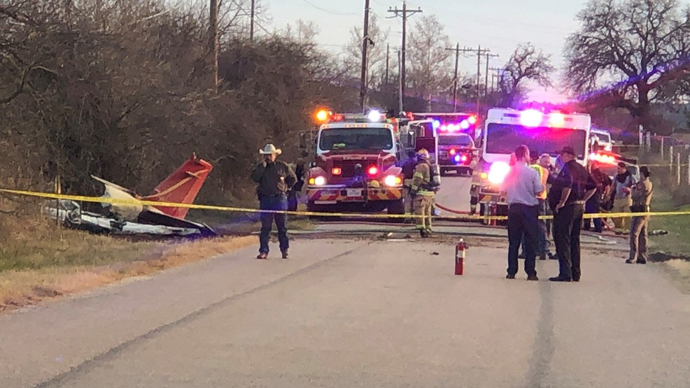 Small plane crashes in Fredericksburg