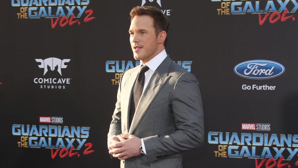 Chris Pratt: 'I don't take pictures with fans'