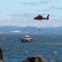 Coast Guard rescues four people off coast of Coos Bay