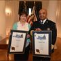 West Virginia state fire marshal and his wife honored as Distinguished West Virginians