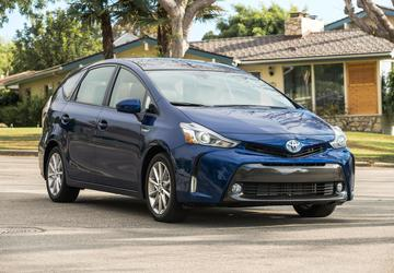 2019 Toyota Prius V to shift from wagon to SUV design, but will it have AWD?