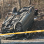 Police: 3 dead, 1 injured in single-vehicle crash in Seat Pleasant