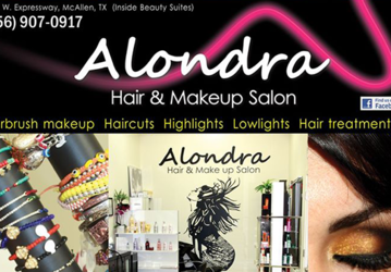 Deal of the Day: Alondra Salon- $50 Haircut, wash, and blow dry for $25