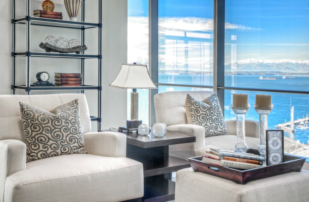 $7,155,000 folks. That's how much the Four Seasons penthouse, which has been on the market since 2008, sold for today (Sept. 16) by Tere Foster at AVENUE Properties. To date, this is the highest sale for the month of September in all of Seattle, as well as the east and west side of King County. (Image: Team Foster at AVENUE Properties)