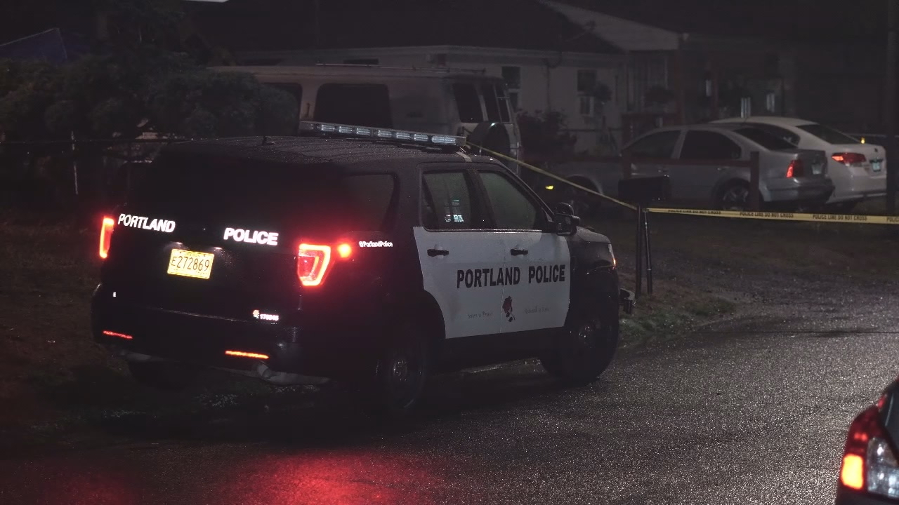 Police responded to reports of a shooting and found a man with fatal injuries in Portland's Lents Neighborhood on Oct. 7, 2018. KATU photo