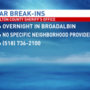 Authorities investigating car break-ins in Broadalbin