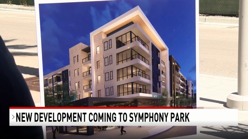 Apartments coming to Symphony Park