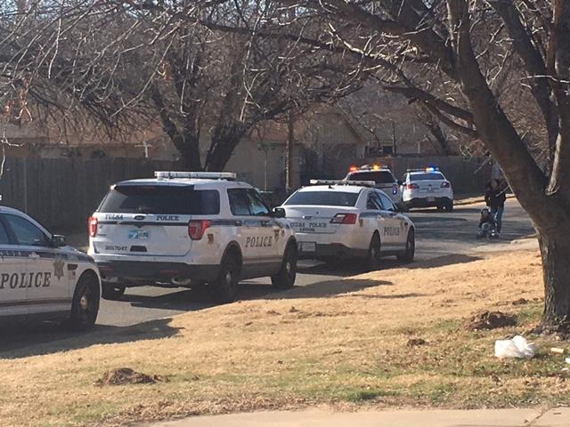Police respond to report of shooting near 61st and Peoria (KTUL)