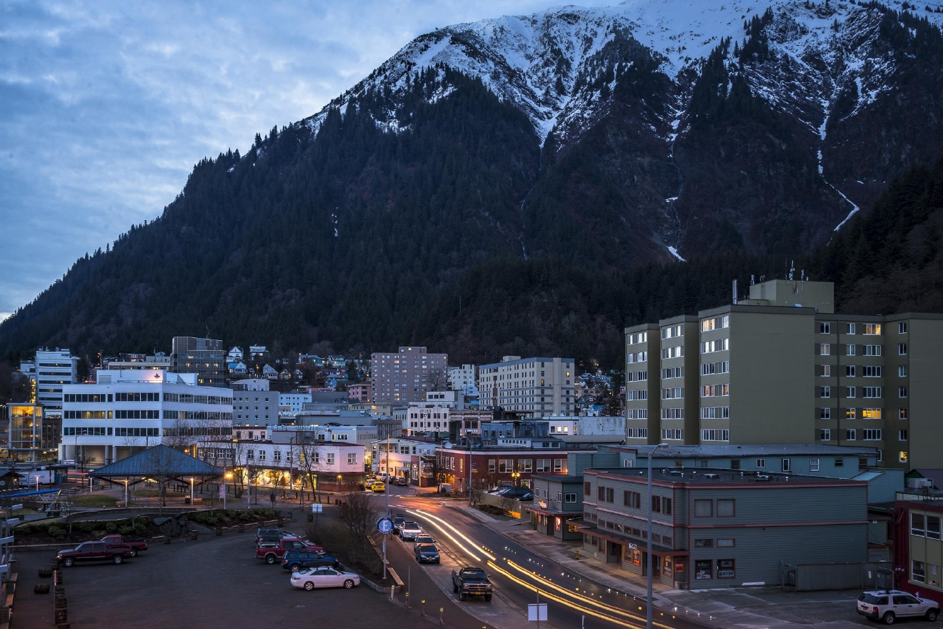 Combine your meeting with the trip of a lifetime in one of America's most picturesque cities. Juneau, AK boasts great meeting and convention facilities along with the thrill and awe of activities like whale watching or glacier flightseeing. Start planning your company's next retreat at http://www.traveljuneau.com/ (Image: JodyO.photos)