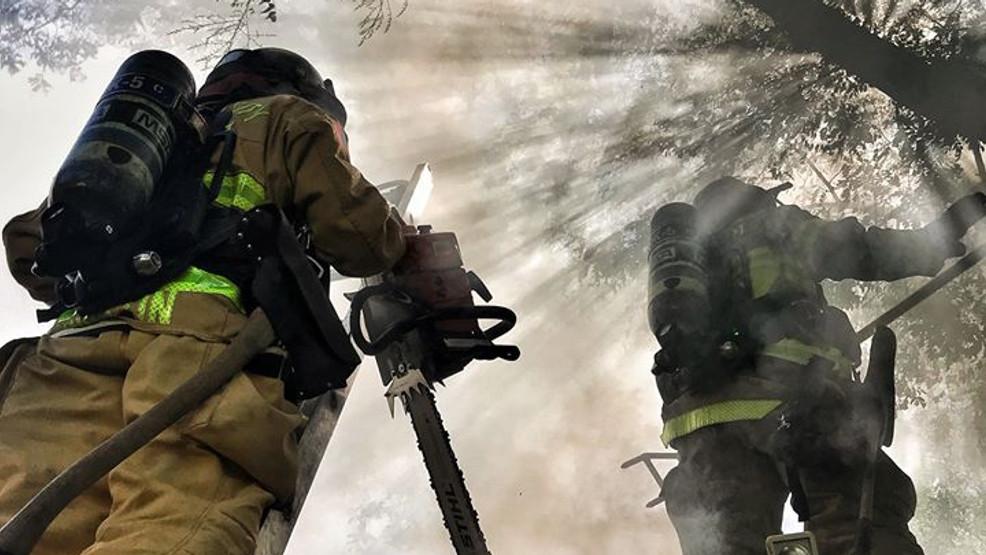 Plumes of smoke, flames sent skyward during SLC garage fire