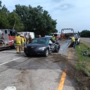 Three people injured in crash at U.S. 35 and Boyd Boulevard