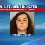 Expelled Port Neches-Groves student indicted in school shooting threat