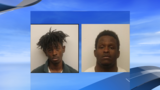 Two men arrested, charged for carjacking