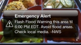 Severe weather and emergency alerts: How are you getting yours?