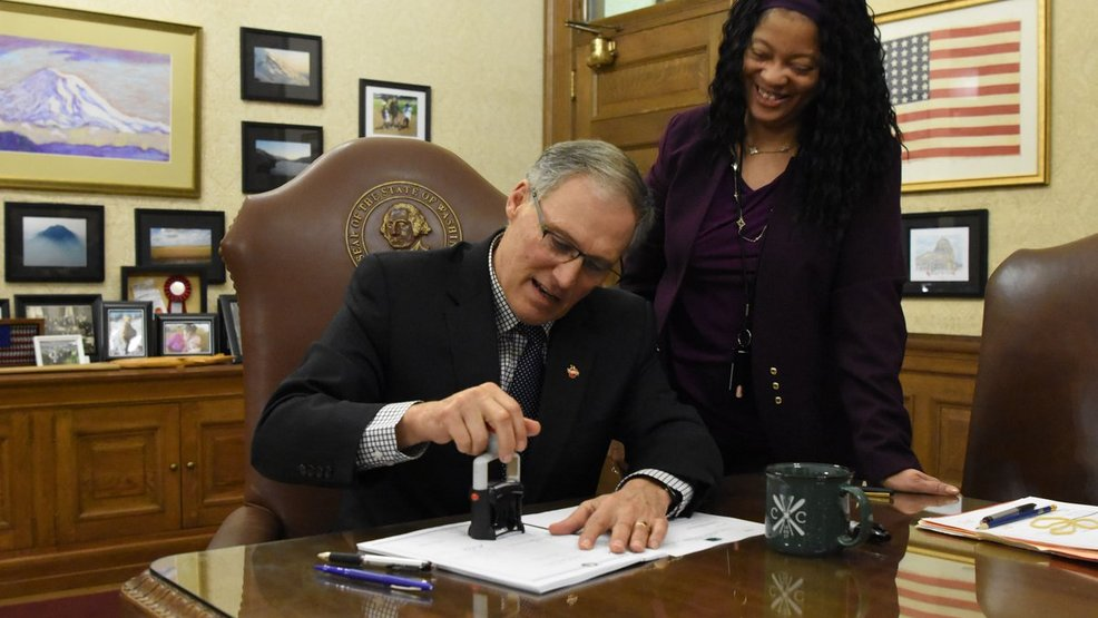 Gov. Inslee vetoes public records exemption law after voter outcry