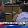 Dylan Dixon faces retrial