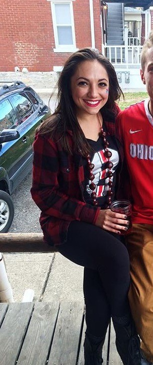 Reagan Tokes was a fourth-year student at Ohio State. (Photo Courtesy: Family friend)