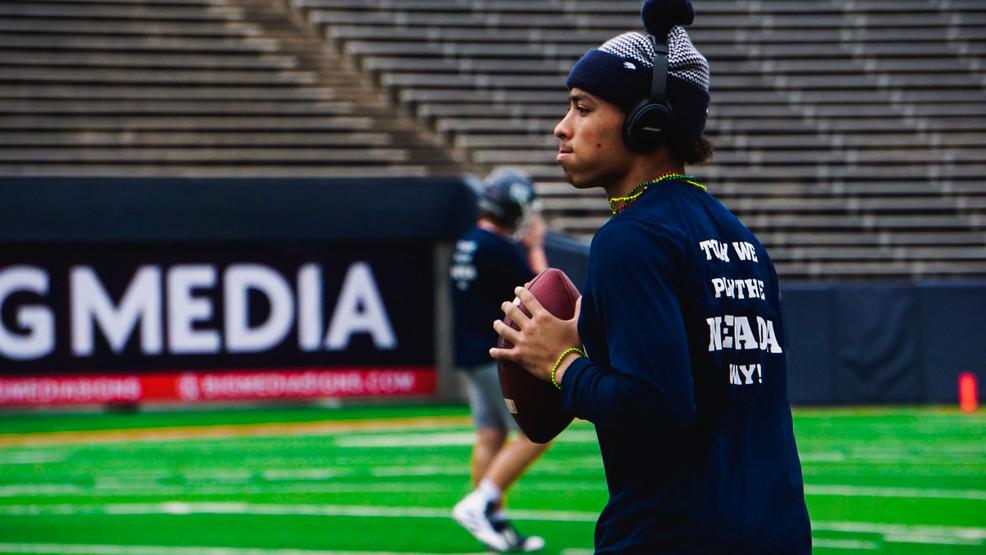 Last Chance U Star Malik Henry Not On Nevada Football S 2020 Roster