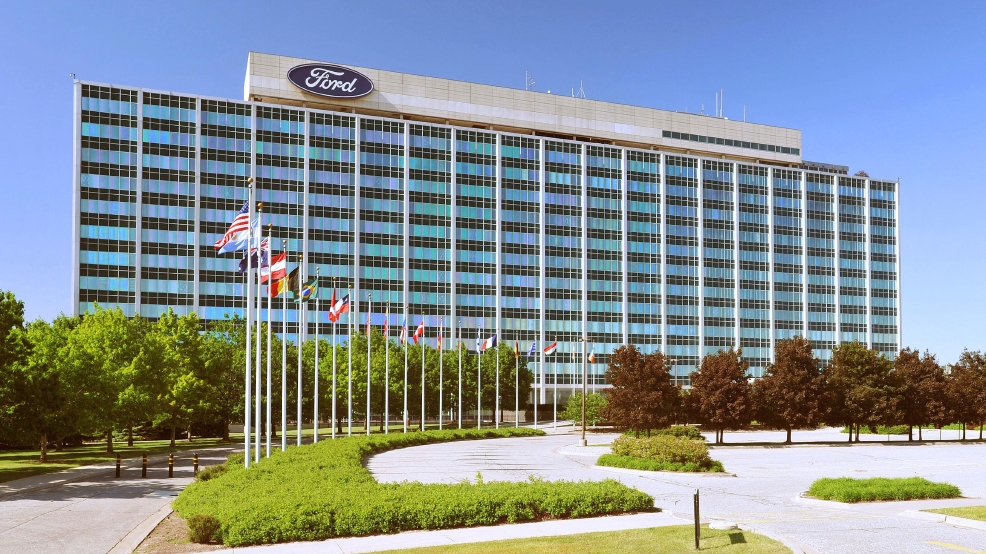 Ford to cut 1 400 jobs in north america asia kutv for Ford motor company human resources