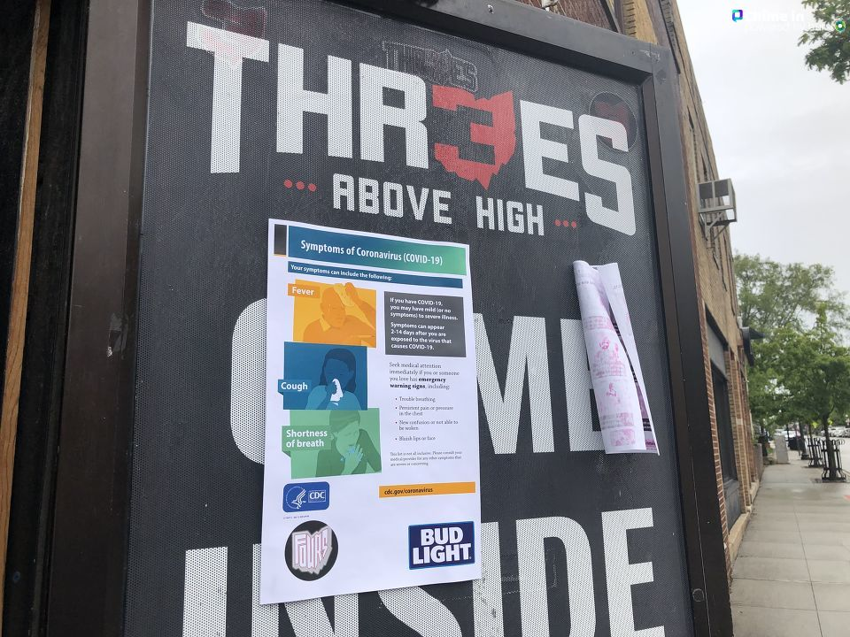 FILE - The owner of Threes Above High dive bar near the Ohio State campus is using social media to get people to make reservations. (WSYX/WTTE)