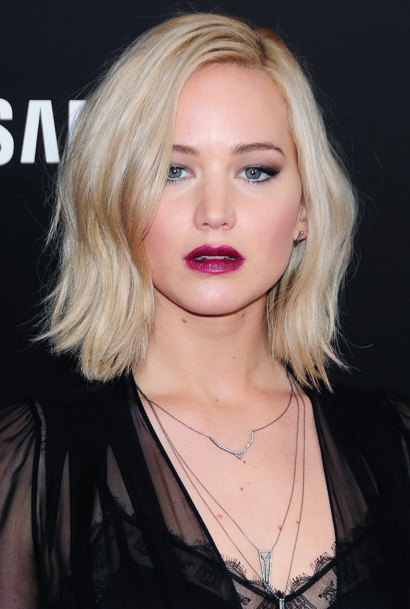'The Hunger Games: Mockingjay - Part 2' special screening at AMC Lincoln Square - Arrivals  Featuring: Jennifer Lawrence Where: New York, United States When: 18 Nov 2015 Credit: Dan Jackman/WENN.com