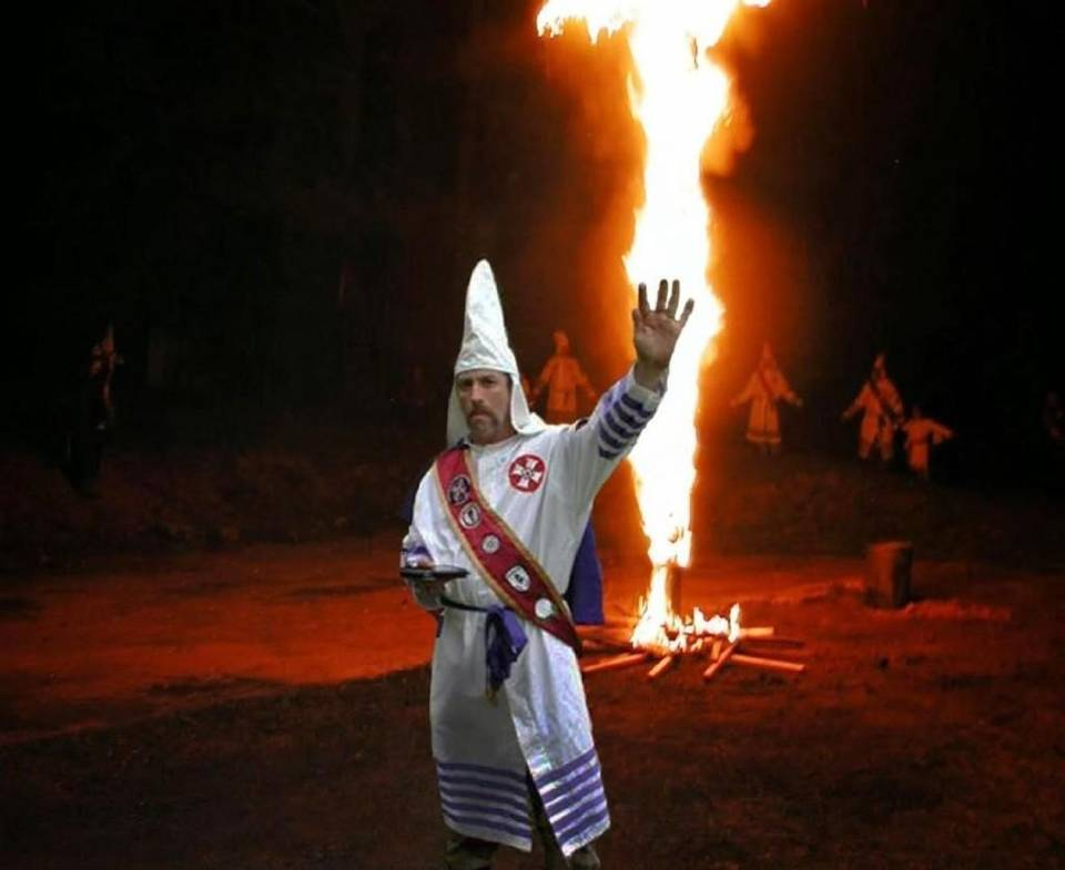 Ku Klux Klan leader Frank Ancona was found fatally shot next to a river in eastern Missouri.