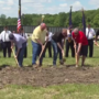 Ground breaking held for new addition to South Sioux City's Freedom Park