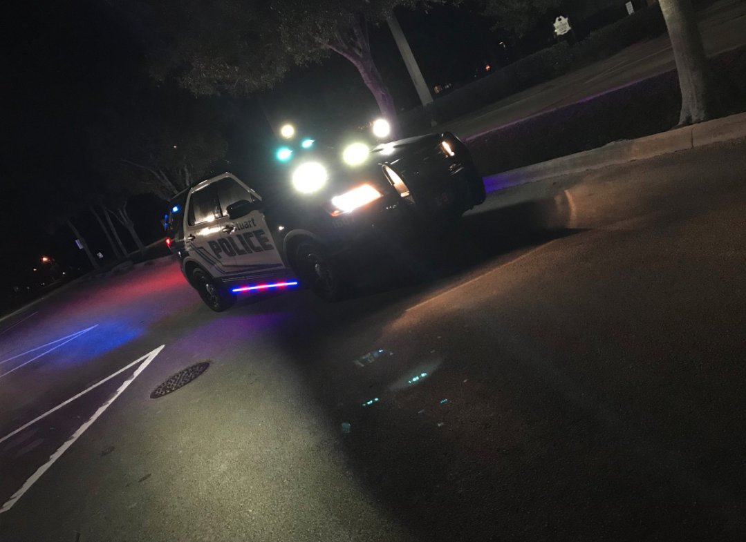 Woman shot in Stuart; police investigating. (Stuart PD)