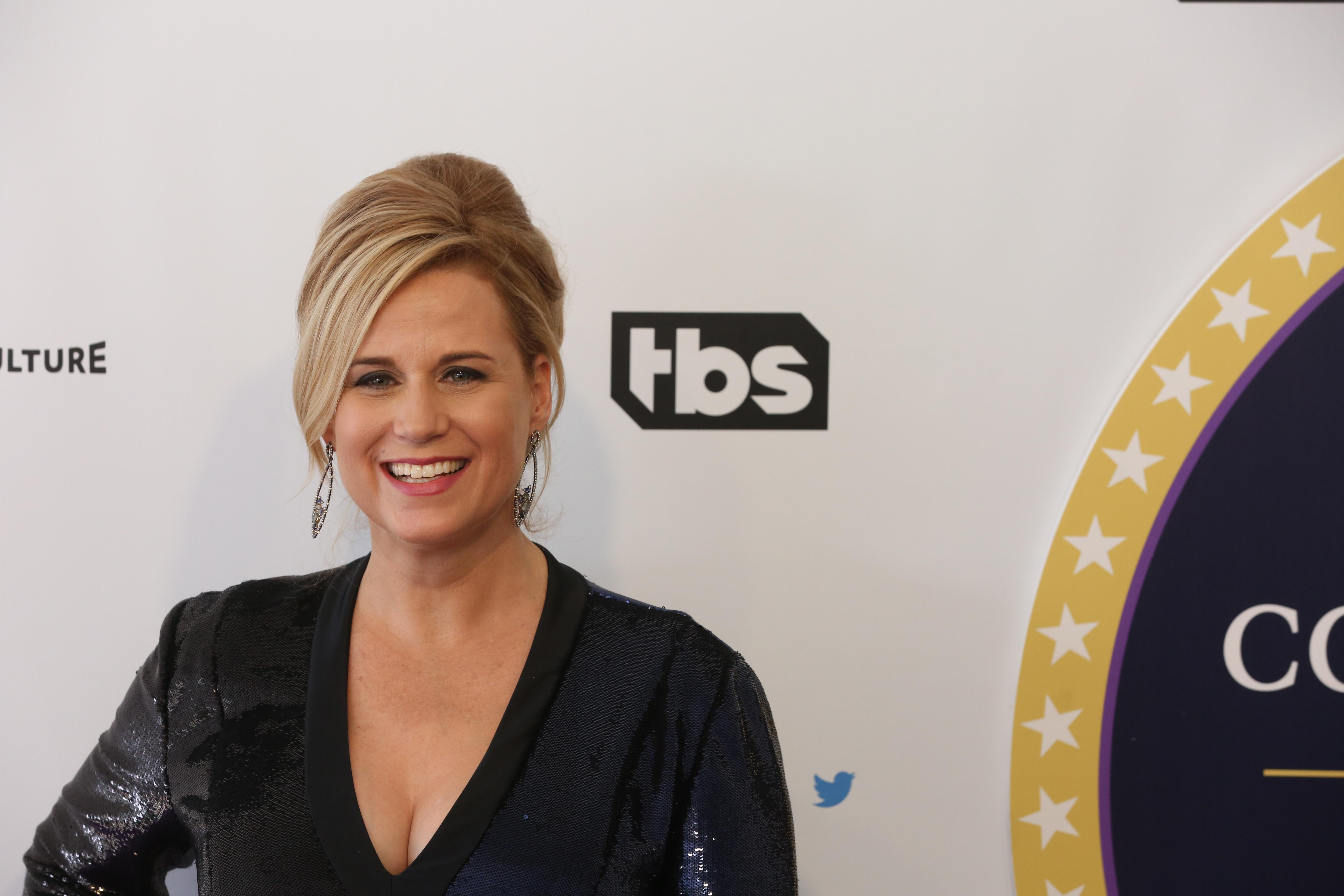 Trump may not be popular with Hollywood, but Samantha Bee is. The commentator's 'Not The White House Correspondents Dinner' attracted celebs to D.C. on April 29 in lieu of the usual White House Correspondents' Association festivities. (Amanda Andrade-Rhoades/DC Refined)