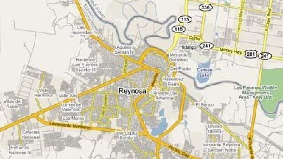 Reynosa braces for possible Rio Grande flooding KGBT