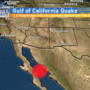 6.3 magnitude earthquake shakes Mexico's Gulf of California