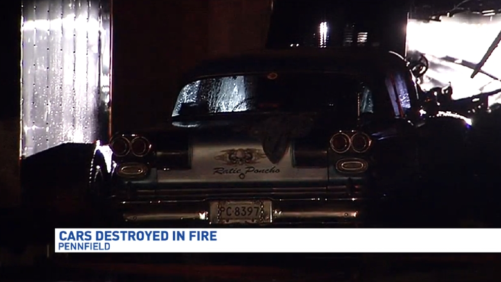 Five Antique Cars Destroyed In Thursday Fire Wwmt