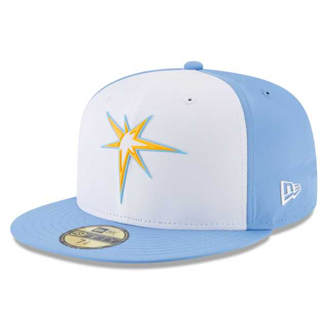 "MLB has unveiled the batting practice and spring training hats for next season. The New Era caps are called  ""PROLIGHT 59FIFTY"". You can buy at  http://www.mlbshop.com (MLB)"
