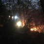 Alabama Forestry Commission responding to brush fires near Adger