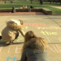 "UI students organize ""Chalk the Quad"" to stand against sexual harassment"