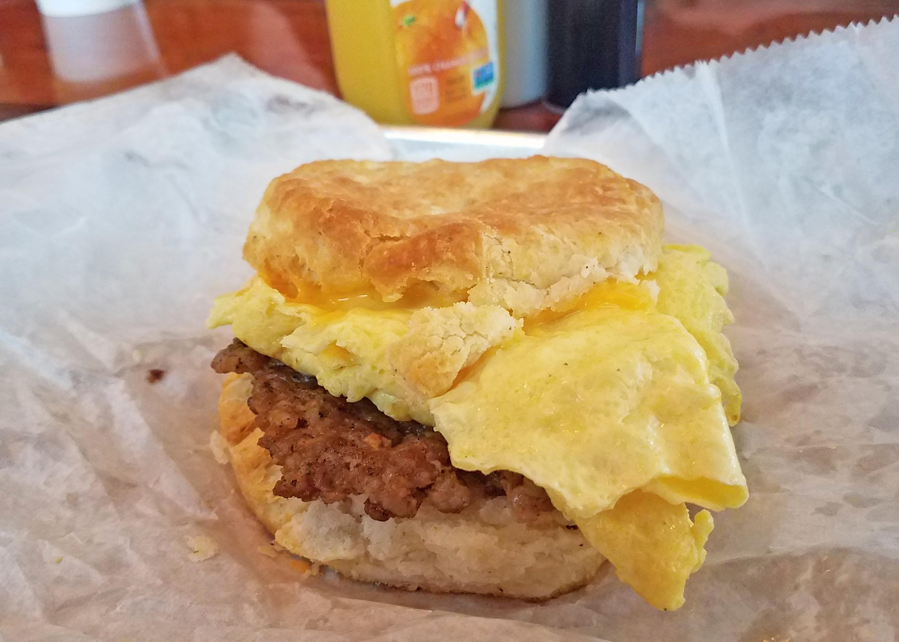 Some of the best biscuits you will ever taste can be found at Roanoke's Scratch Biscuit Co.(Image: Troy Petenbrink)