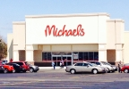 A Michaels store is shown in Green Bay, April 18, 2014. (WLUK/Gabrielle Mays)