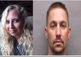 Police say Carter was last seen with her mother, Brittany Denise Gerschoffer and Brittany's boyfriend, Travis Scott Jordan.