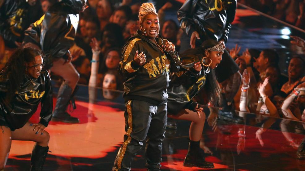 Missy Elliott earns MTV Vanguard honor