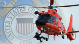 Coast Guard searching for missing person in water near Fort Morgan