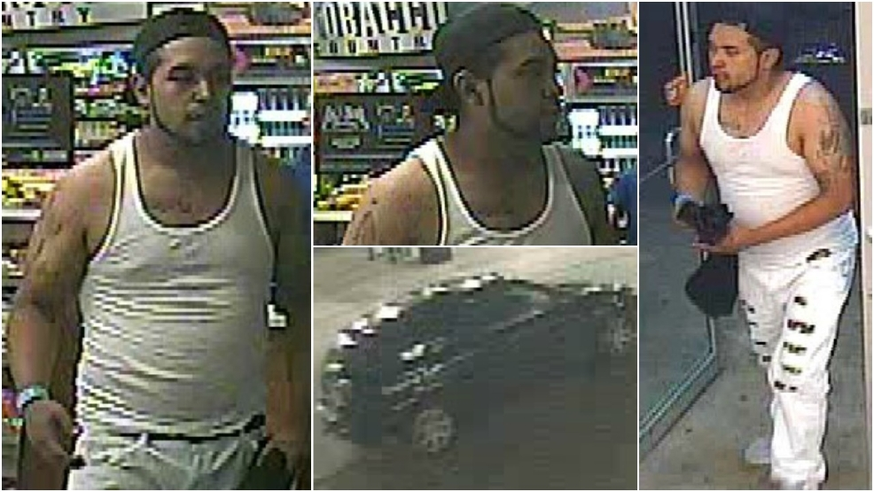Police Robbery Suspect Threatened To Kill Clerk If He