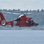 Coast Guard helicopter crew rescues injured hiker near Yachats