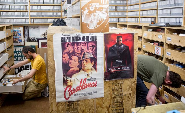 <p>Scarecrow Video, the film rental store that has been serving Seattle and is home to over 131,000 titles, turns 30 this year. In 2014, the collection had grown to become such a significant archive that a non-profit was formed. The store continues to grow at a rate of 3,000-5,000 titles each year, representing 129 countries and over 126 languages. (Sy Bean / Seattle Refined)</p>