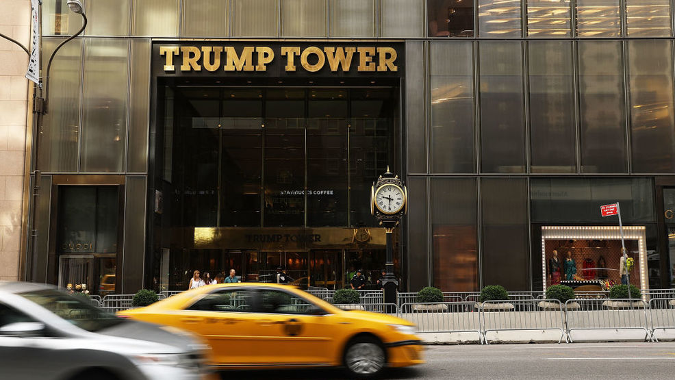 More than 88,000 sign petition to rename street outside Trump Tower after Obama