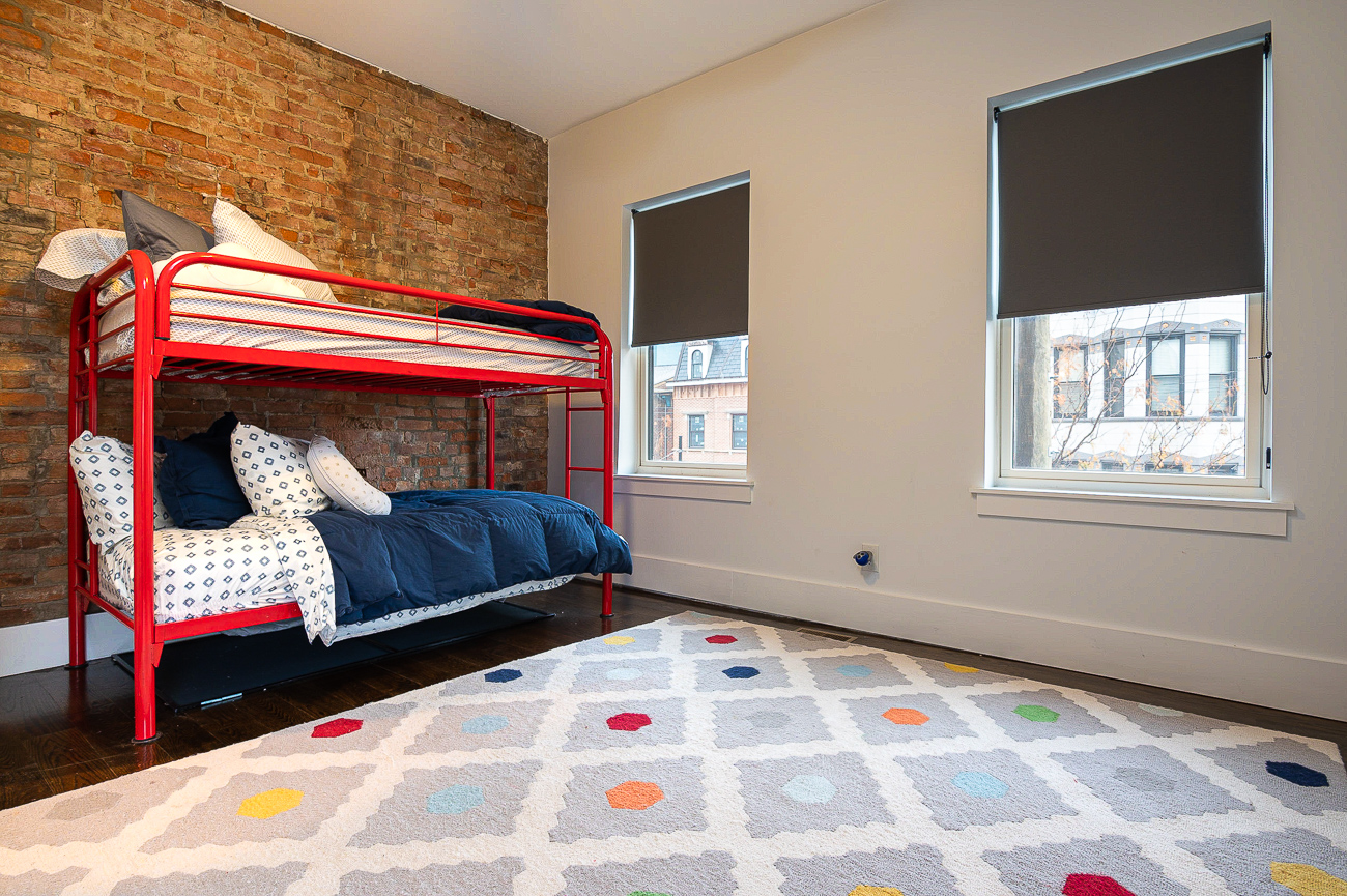 <p>While the house is able to be rented on a nightly basis through Airbnb, Eric envisions renting the fully-furnished home to a family with children on a longer-term basis. If you or someone you know has a family and would like to move to Over-the-Rhine, email him at Eric@TheRhineGroup.com or call him at 513-655-7111. / Image: Phil Armstrong // Published: 12.6.19</p>