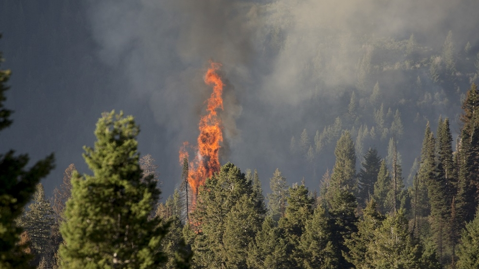 Pioneer Fire Grows To More Than 16 000 Acres Kboi