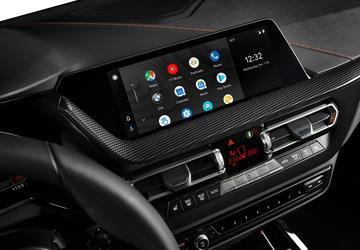 BMW finally adds Android Auto