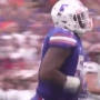 Gainesville Police recommend assault charge against former Florida Gator Caleb Brantley