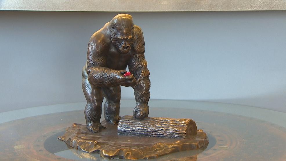 Ivan Maquette Statue
